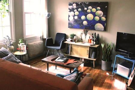 Sunny East Village Apartment