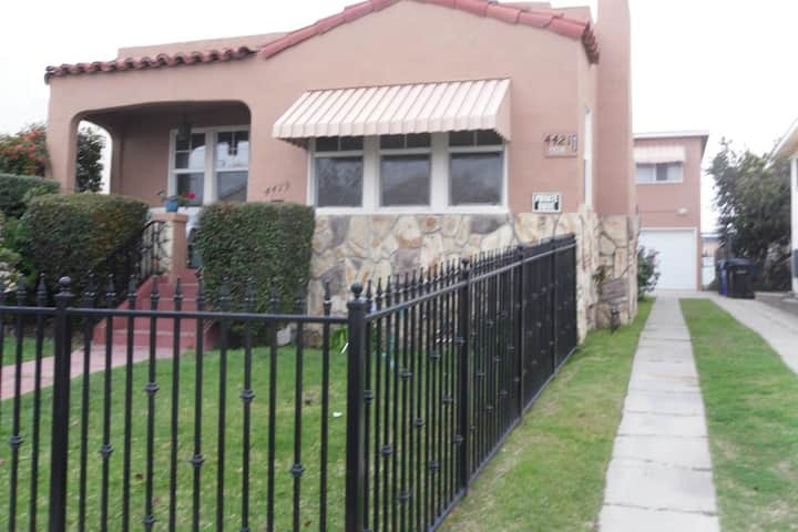 A comfortable home in San Diego, California