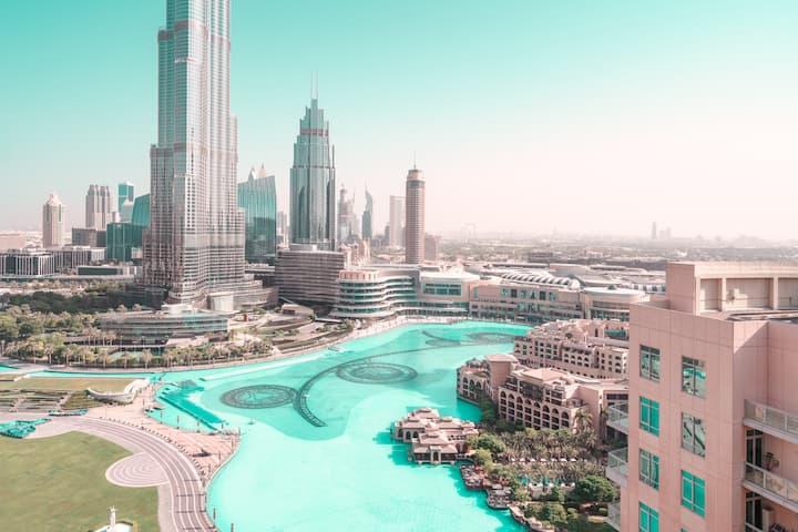 Elite Royal Apartment   Burj Khalifa view   3 Beds