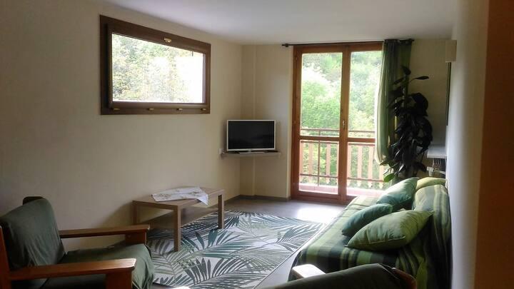 Tranquillo appartamento ai margini del bosco