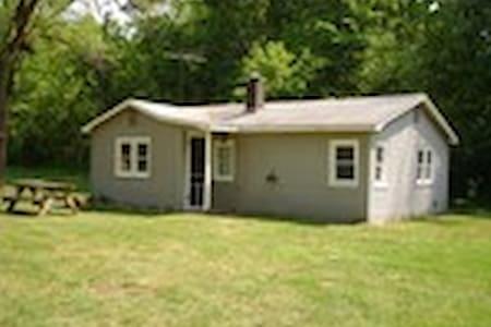 Bass Cottage - Round Lake Rentals - Benton Harbor