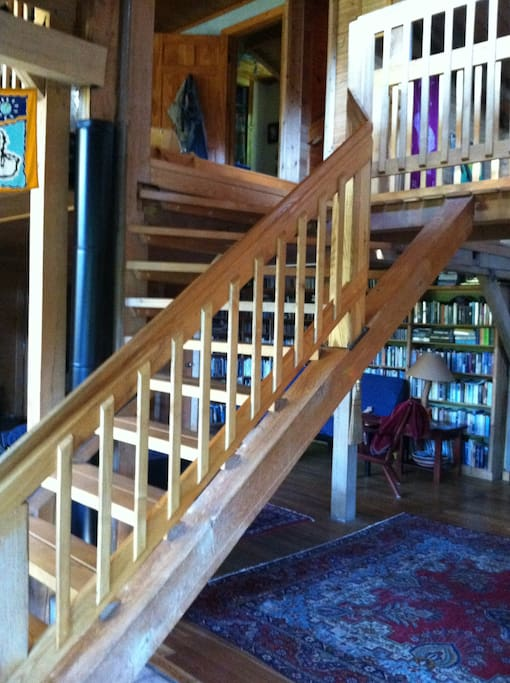 Dale's staircase.