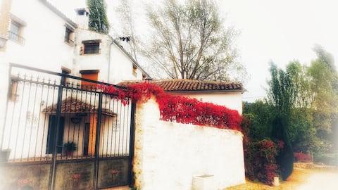 """Hotel rural molino """"el Pato"""" con piscina"""