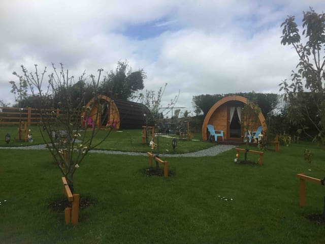 An Ùllord - Pod Camping Clonakilty