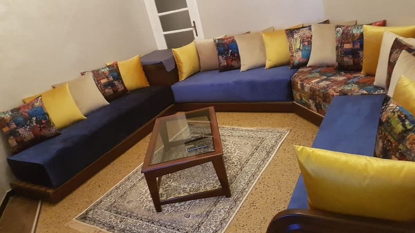A beautiful flat on a great place