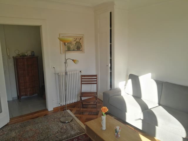 Beautiful apartment in the heart of Lausanne