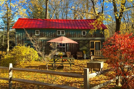 The Carriage House at Blue Barn BnB - Millbrook - Bed & Breakfast