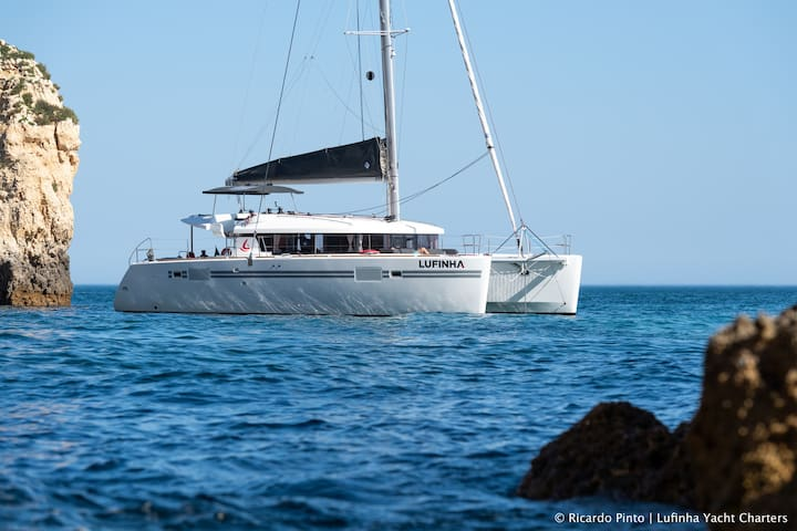 Lufinha Yacht Charter - Private Catamaran