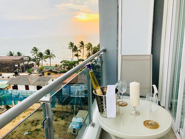 Blue Paradise Royal Suite - fantastic sea view.