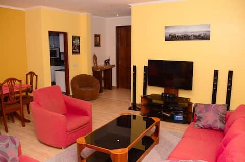 Ufukweni Vacation Home- 3 Bedroom - Wifi