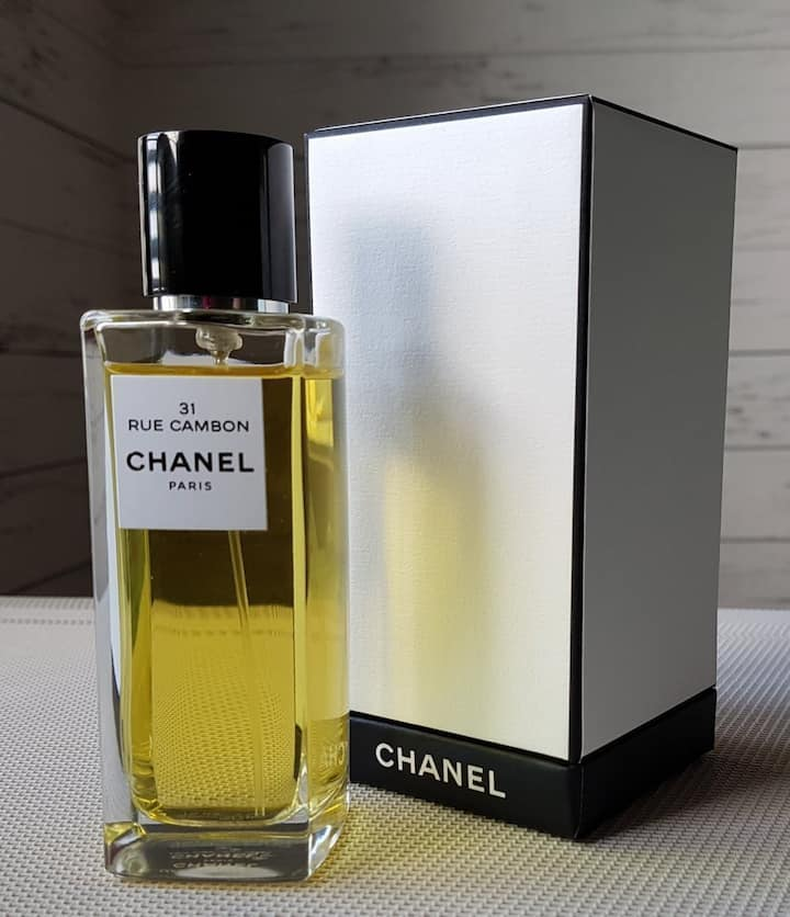 One of the mythical Chanel exclusif