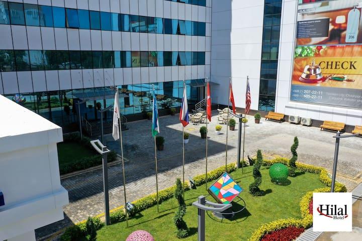 Hilal Hotel Tashkent