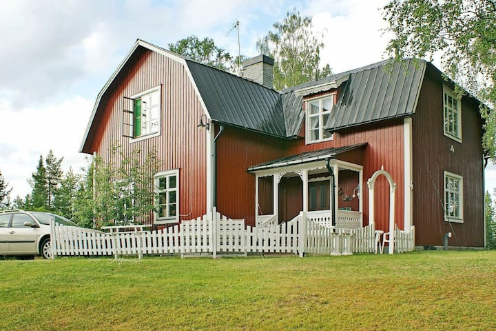 7 personas casa en ABBORRTRÄSK