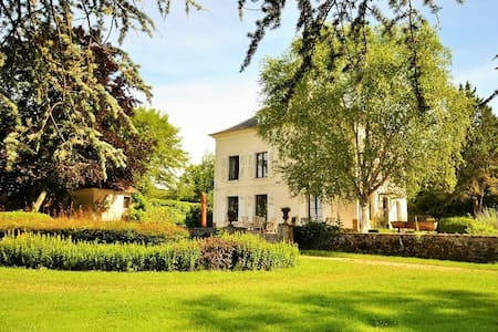 Country houses Maisonbourgogne weekend - Saint Sauveur en Puisaye - Hus