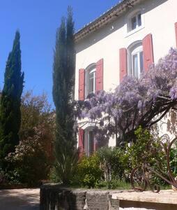 Escapade et détente aux portes de la Provence - Bollène - Hus