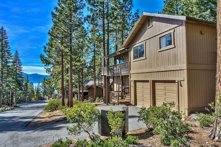 A Retreat To Remember Dollar Point - Tahoe City - House