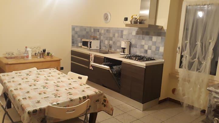 Cascina Binelli, appartamento Giano