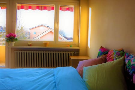 GOOD LOCATION! OLTEN CENTRAL STATION 3min. by walk - Olten