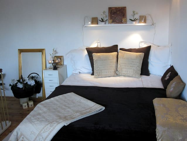 Privat/own rooms by the harbour - Copenhagen - Flat