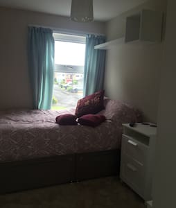 Small well appointed doublebed room - Wellesbourne