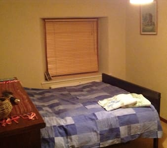 Double rooms in Cotswold cottage - Chippenham - Bed & Breakfast