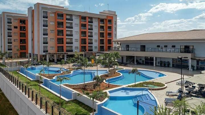 Thermas Resort Alta Vista Caldas Novas centro