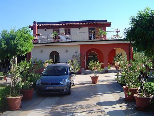 Villa al mare - spiaggia o scogliera - Arenella - Apartament