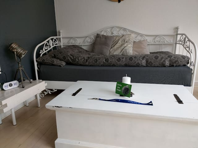 Stort og lyst værelse i hjertet af Frederiksberg