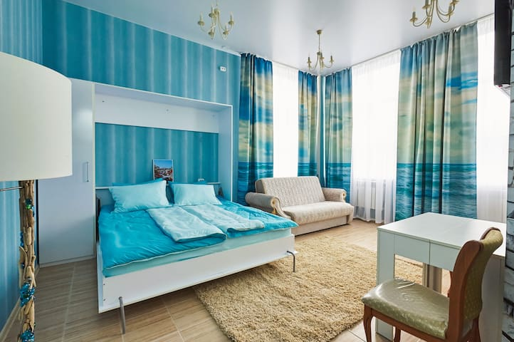 "Dalaman-Rostov ""Морской"" апартамент Доломановский"