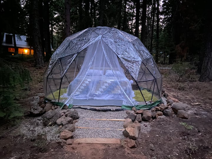 Glamping Geo Dome