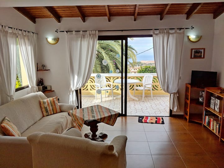 Little holiday house on a finca