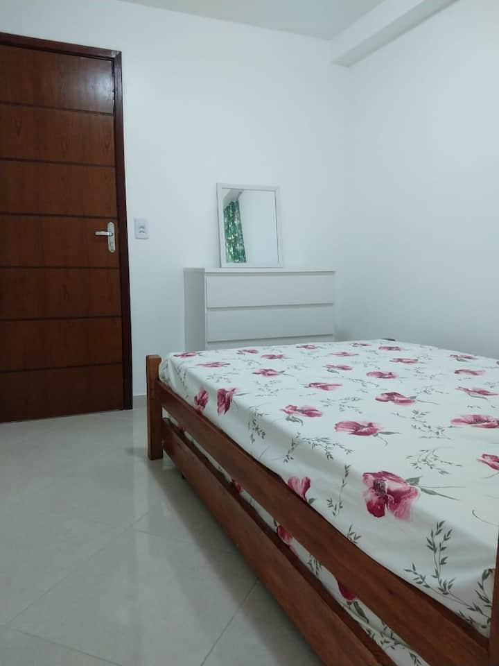 Hostel Casarão Nazaré - Quarto 107 (Casal)