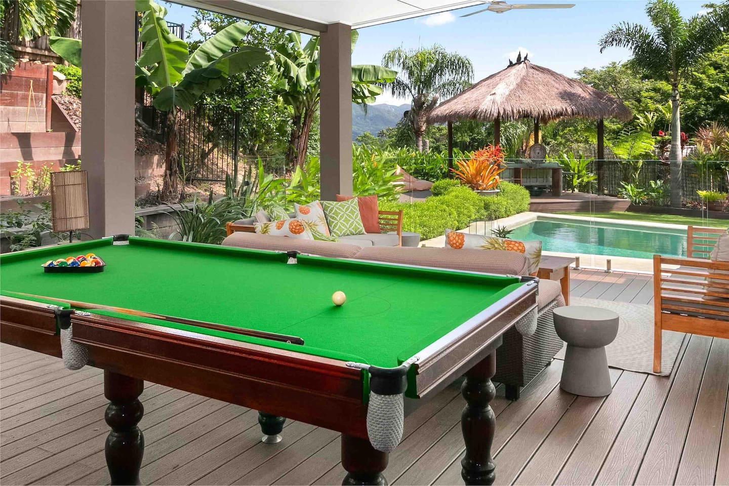 Come & enjoy your own private resort in Tropical North Queensland