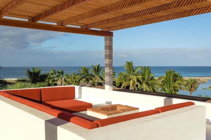 Casa Mila - Ocean View Getaway at La Poza