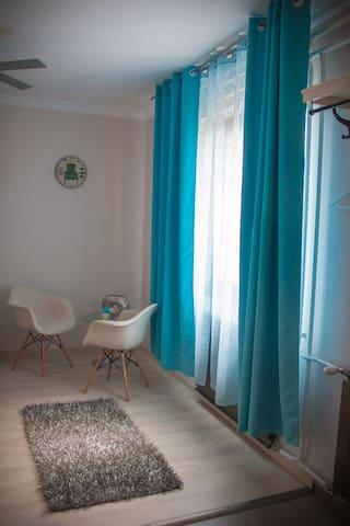 Türkíz Apartman - Mórahalom - Casa