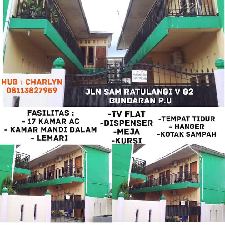 Lalao Kos/Blessings House Kupang