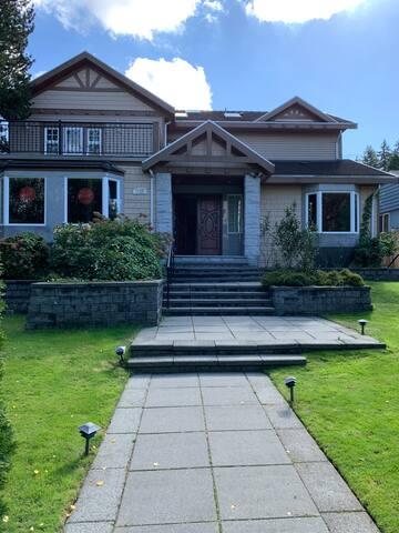 Cozy Vancouver Home