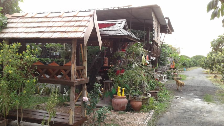 Little Farmstay : Mother of Nature