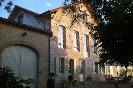Deux Chambres en Maison de maitre. - Saint-André-du-Bois