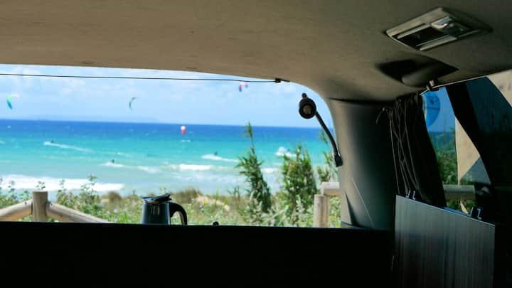 CAMPER RENTAL - MALAGA, SURF CAMPERS HIRE