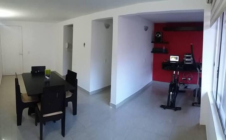 Hermoso Apartamento para Alojarte