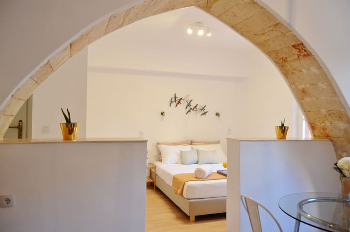 Santa Katerina Apartments - ground floor - Chania