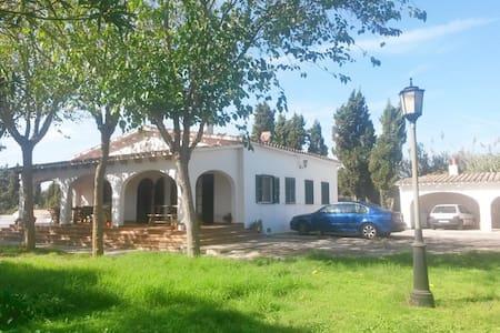 villa privada centro de menorca - Alaior - Hus