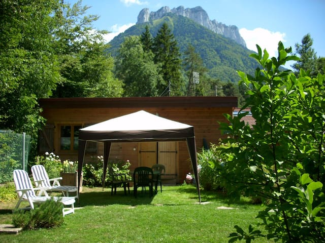 Joli gite sans vis à vis  - Menthon-Saint-Bernard
