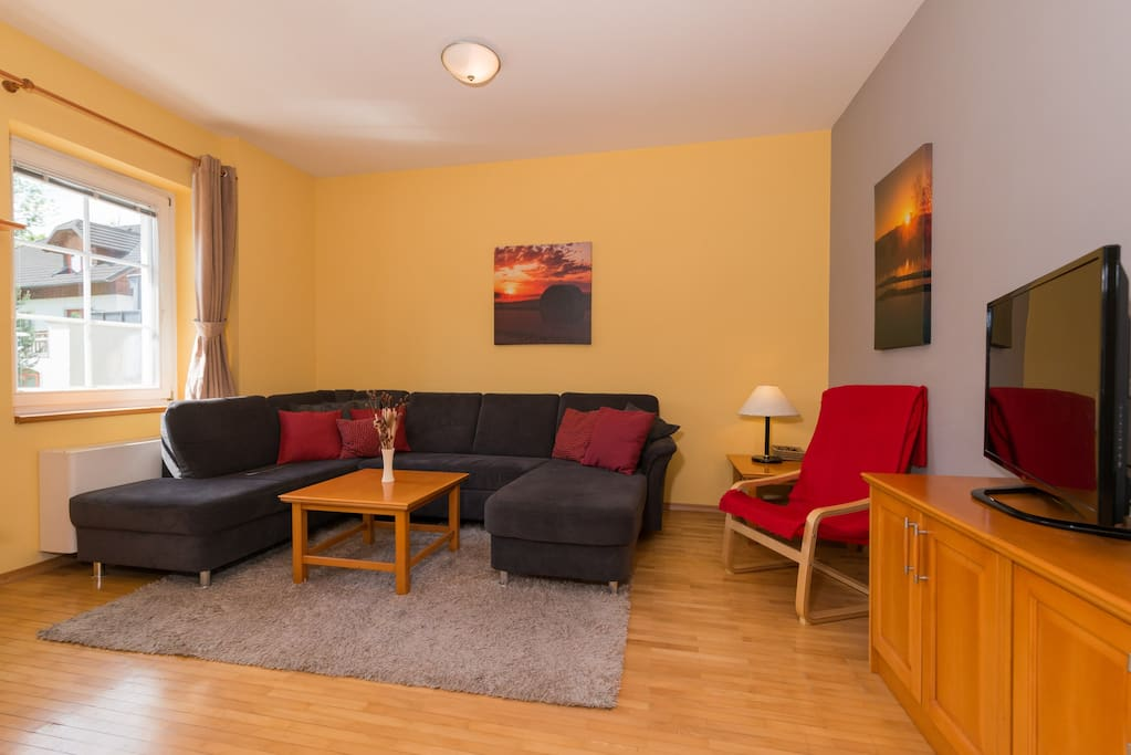 Emona Apartment 3 - living area
