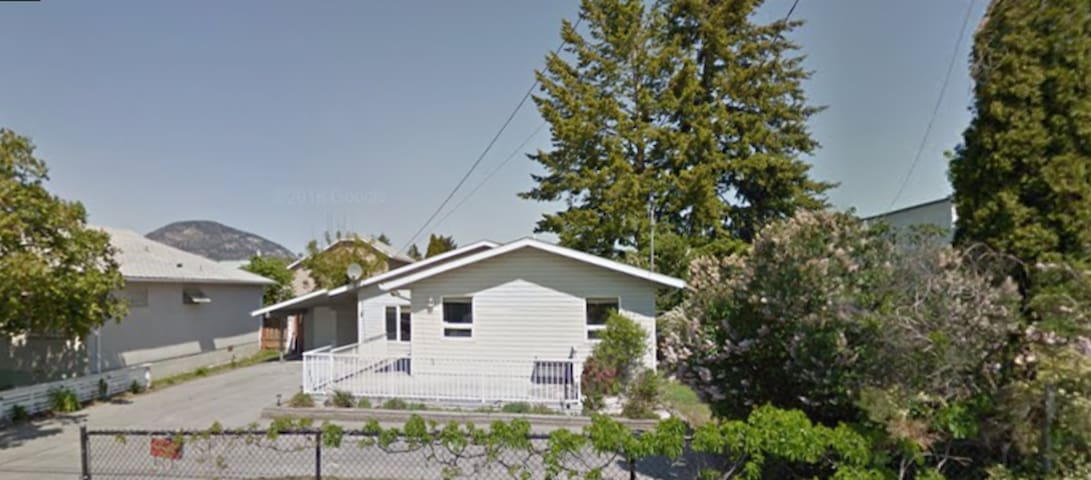 Brand new Digs, in the Heart of Penticton