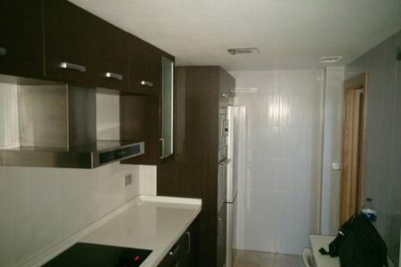 Apartamento con 2 plazas de garaje