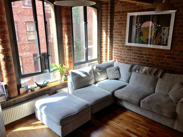 Central Northern Quarter New York-Style Apartment - Manchester - Apartament