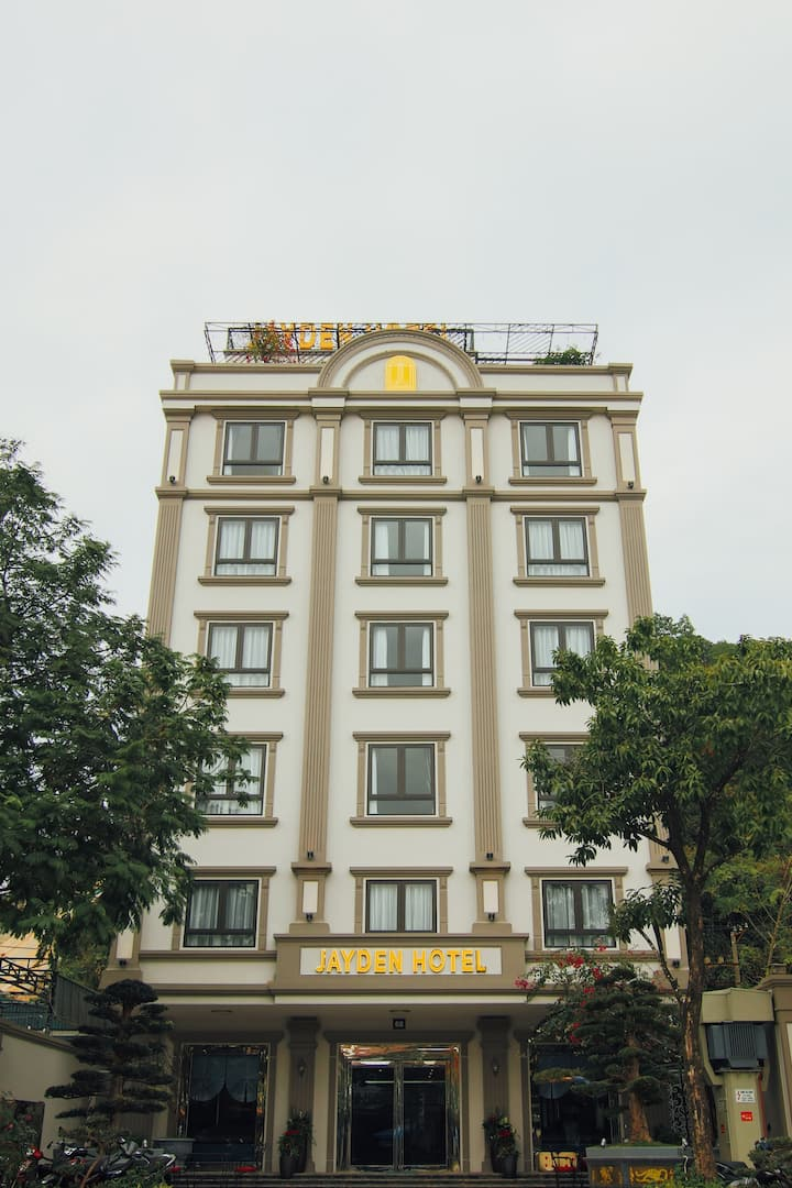 Jayden Hotel Halong