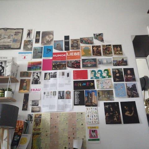 简约风单人studio 2分钟到 1号线 les sablons站 16区只隔一条街 生活便利